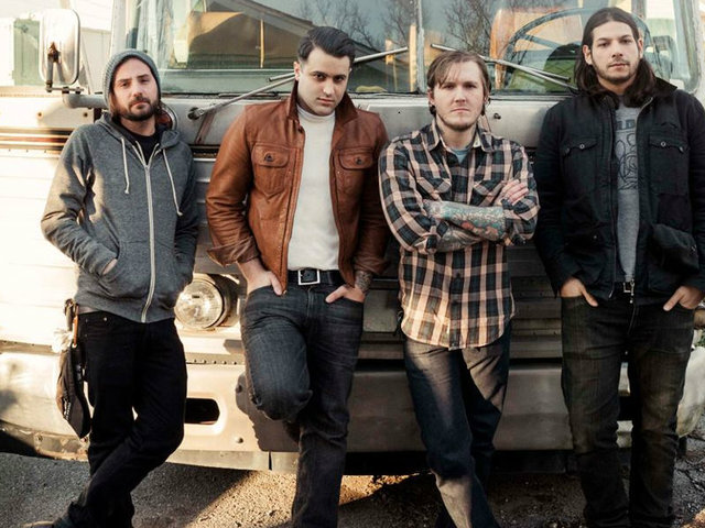 <p>The Gaslight Anthem</p>