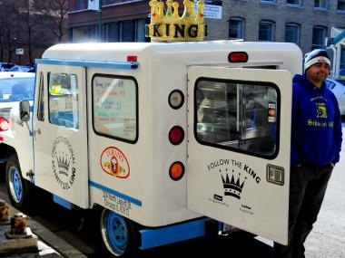 Greg Burke, of Bridgeport, is expanding his Schnitzel King food truck business to include an Armour Square storefront.