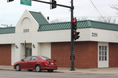 This former office building is about to become a day care center and preschool.