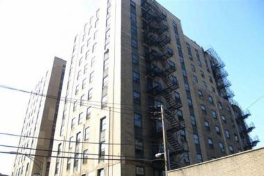 The troubled Chateau Hotel is one of the last remaining single room occupancy (SRO) buildings in Lakeview, where few other affordable options exist for most SRO residents, many of whom are on a fixed income and can't afford more than the $575 a month it costs to stay in the Chateau.