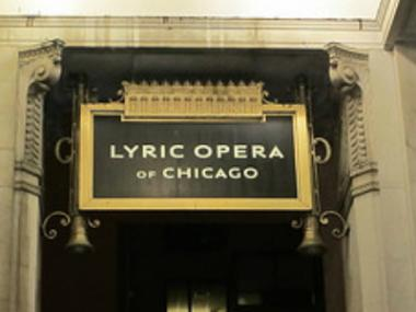 Lyric Opera of Chicago.