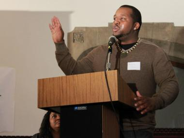 More than 100 community members and relatives of those affected by police-involved shootings and police brutality attended the forum at the University of Chicago.