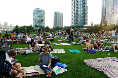 The River North Residents' Association is seeking community input on the lineup for this summer's Movies in the Park.