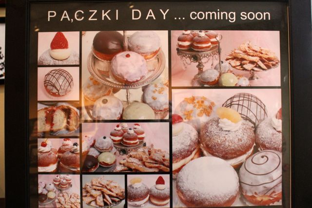 <p>In honor of Fat Tuesday, Oak Mill Bakery at 2204 W. North Ave. will be selling 15 varieties of paczki.</p>
