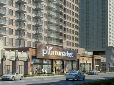 Plum Market is set to open in June at 1233 N. Wells St.