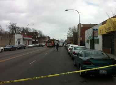 Police shot a man Saturday, Feb. 16, in Humboldt Park.