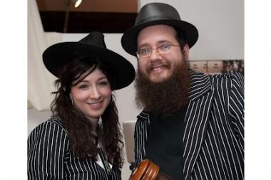"Rabbi Yosef Moscowitz and his wife, Sara Moscowitz, described Purim as ""The happiest of all Jewish holidays.""     The seventh annual 'Wicker Purim Party' will take place 9 p.m. Feb. 23."