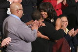 Obama State of the Union: Hadiya's Parents 'Deserve a Vote' on Gun Control