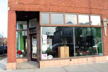 Vased Flowers, 2121 N. Western Ave., opened for business Wednesday in Bucktown after a one-year stint in Bridgeport.