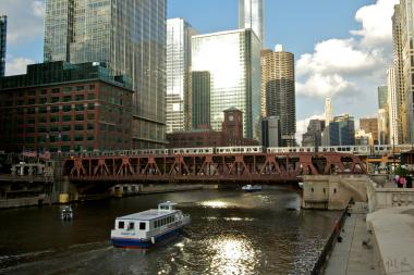 Wells Street Bridge closures begin Friday and are expected to cause interruptions on the CTA.