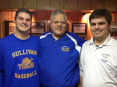 The Zagorski family is a huge part of the Sullivan High School athletics program.
