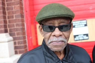 Morris Davis, 81, is a retired Chicago firefighter, who is now trying to open the first African-American Firefighters Museum in the city.