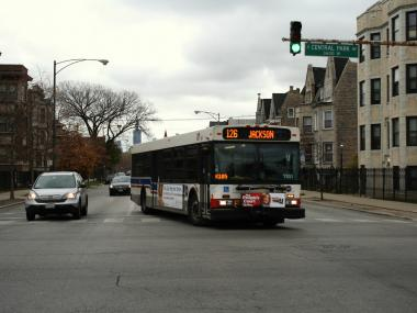 A bus passenger attacked a CTA driver on the West Side with a stun gun and robbed her Saturday morning, police said.