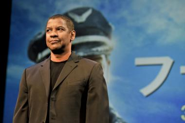 "An armed teenager calling himself ""Denzel Washington,"" kidnapped a woman from a West Side gas station Sunday prosecutors said. Pictured is the real Oscar-winning actor, Denzel Washington."