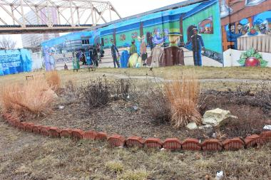 The City of Chicago is planning to develop more urban gardens on vacant land in Englewood.