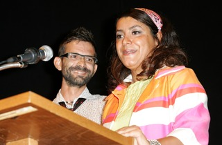 Persepolis author Marjane Satrapi