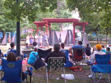 Summer concert lineup announced for Ravenswood Manor Park.
