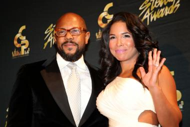 "Actor Rockmond Dunbar, seen here with Maya Gilbert, reportedly will be part of the cast of ""Doubt,"" an ABC-TV pilot, which will film in Chicago."
