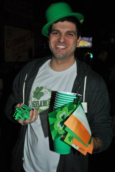 <p>Jeremy Hogan of Celtic Chicago, Inc. is helping lead the campaign for Chicago to be named the American Headquarters of St. Patrick&#39;s Day.</p>