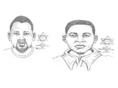 The Chicago Police Department released sketches based on a description of two men who allegedly kidnapped a 15-year-old.