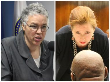 Cook County Commissioner Bridget Gainer and Board President Toni Preckwinkle are asking authorities and lawmakers to make charging people with felony prostitution a thing of the past.