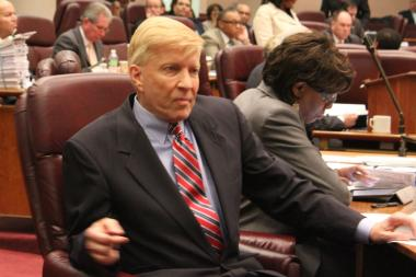 "Ald. Bob Fioretti warned against the ""unintended consequences"" of toughening penalties on minor crimes."