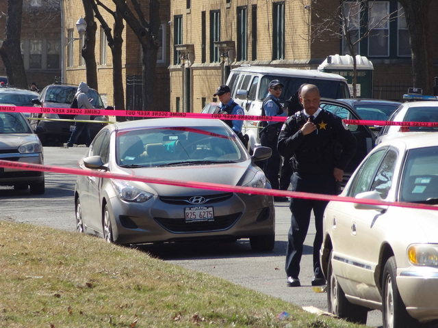 Auburn Gresham Homicide