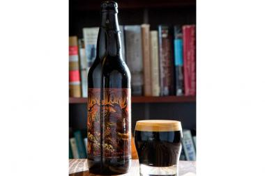 Three Floyds Brewery's Dark Lord Imperial Stout is considered the best beer in America by RateBeer.com.