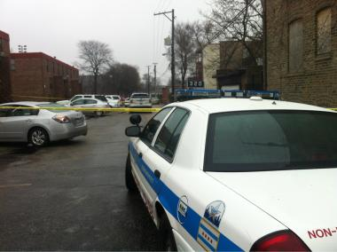 At least eight men have been wounded in shootings on the South and West Side since Thursday afternoon. File photo.