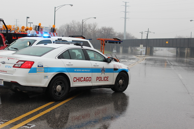 Near West Side Driver Alert Police Stopping Cars Friday