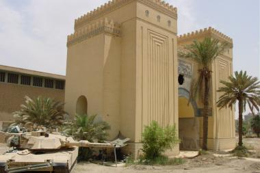 The Oriental Insitute will remember the 2003 looting of the Iraq National Museum of Baghdad.