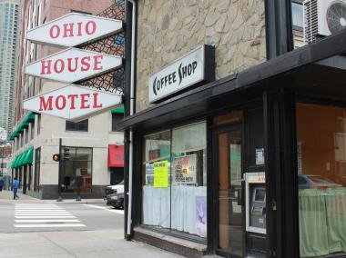 The Ohio House Motel Coffee Shop, 600 N. LaSalle Boulevard, will close April 28 after 53 years.