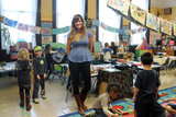 Dever Elementary Teacher Amanda Rachmaciej Squeezes Art into the Classroom