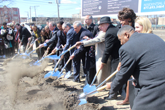 Walmart Breaks Ground on Bronzeville Location