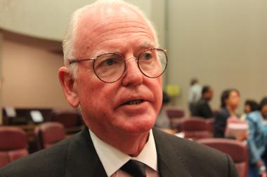 Ald. Edward Burke (14th)