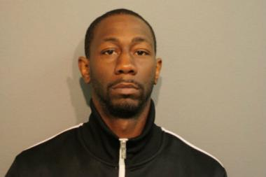 Brandon Barker, 31, of the 1400 block of West 73rd Place, was charged with felony identity theft.