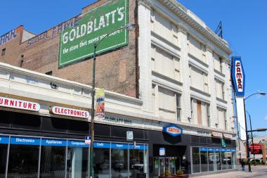 A former discount department store will soon turn into affordable housing for elderly.
