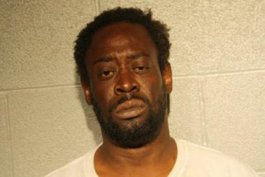 Lewis Fleming, 47, of Calumet City, is charged with aggravated battery of a pregnant woman in an incident that allegedly occurred on a bus to Navy Pier Monday.