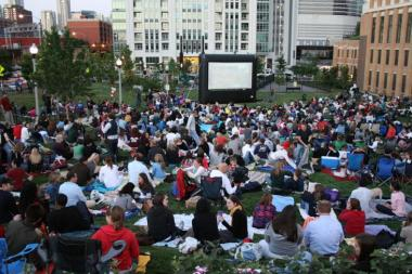 The Chicago Park District announced its Movies in the Park series for 2013.