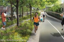 The 606: Bloomingdale Trail Gets New Name, Final Plans Revealed