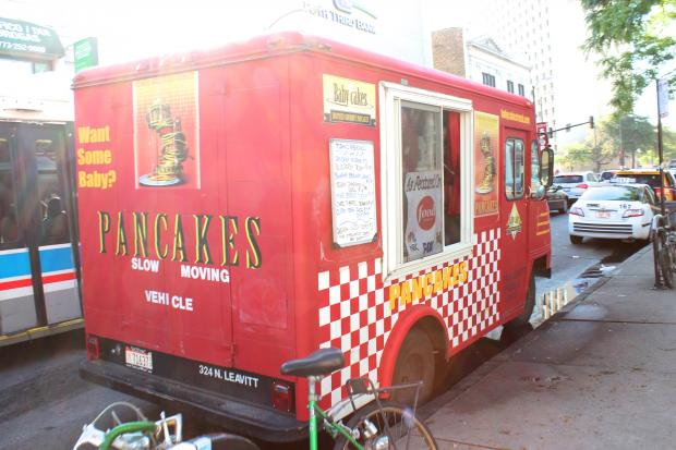 Baby Cakes Food Truck Chicago
