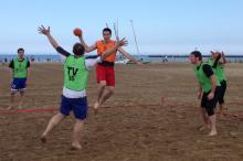 Chicago Inter Handball Club Aims to Showcase Sport at North Avenue Beach