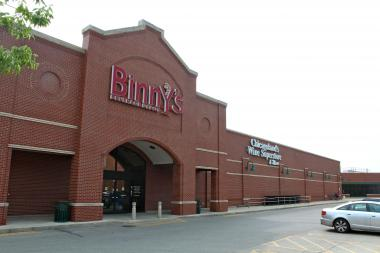 Binny's Beverage Depot's Lincoln Park location will begin construction on a massive expansion project in July.