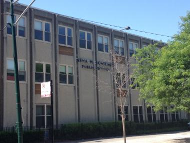 Wednesday was the last day of school for student at Bontemps Elementary in Englewood, one of 49 schools shuttered by Chicago Public Schools.