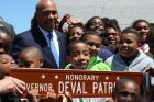 Street Named in Honor of Mass. Gov. Deval Patrick on Native South Side