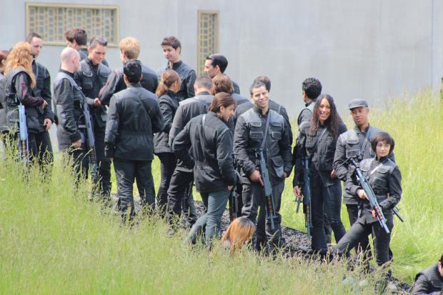 Divergent Movie Dauntless