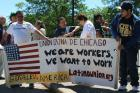 Detained in Chicago, Taken to Wisconsin: Undocumented Father Returns