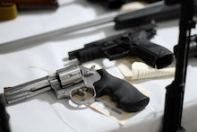 More than 3,300 Guns Reported Lost or Stolen in Illinois in 2012, Feds Say
