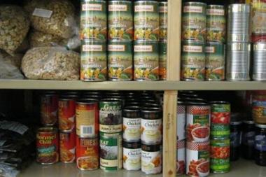 Inspiration Corporation wants your nonperishable food items.