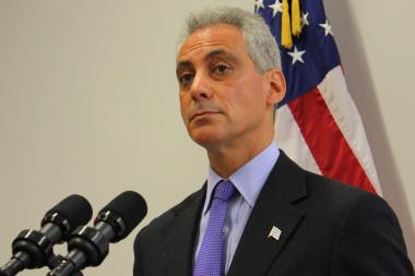 "Mayor Rahm Emanuel said it's ""way premature"" to make an endorsement in next year's gubernatorial race — or to raise property taxes."